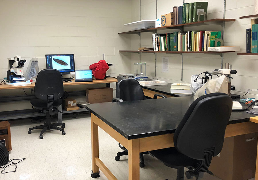 Microscope Room